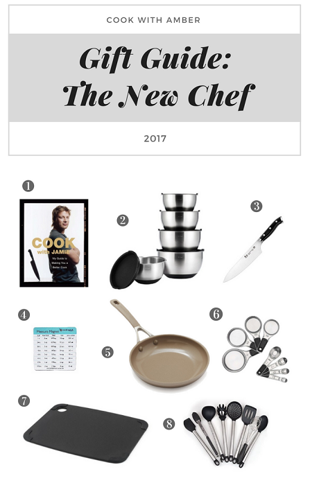Gifts For New Chefs